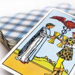 Kartenreading,; Tarot
