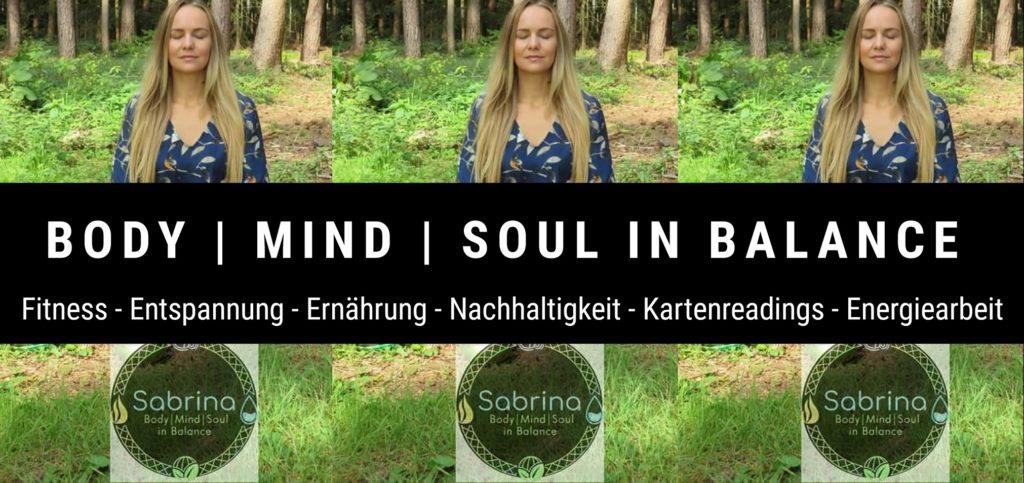 Titelbild Sabrina Balance