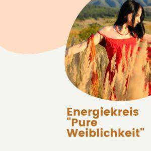 Energiekreis Pure Weiblichkeit